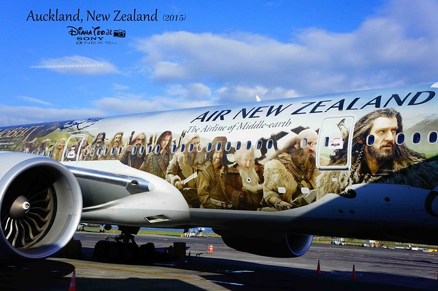 Air New Zealand The Hobbit - 02