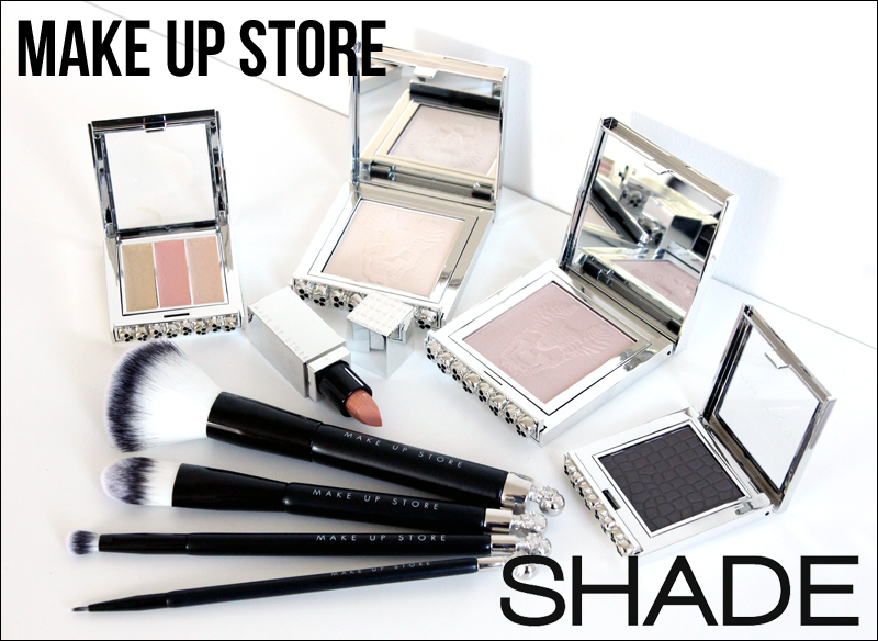 Make up store shade