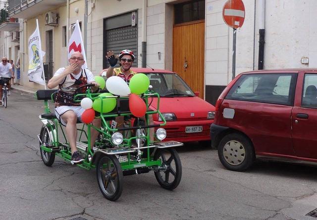 Rutigliano- La sesta edizione di Ri-pedalando pedalando (7)