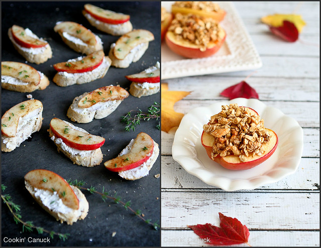 Healthy Apple Recipes | cookincanuck.com