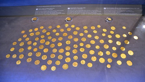 Münzkabinett Schloss Eggenberg -- Coin Collection in Eggenberg Palace