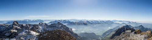 mountain alps schweiz switzerland alpen säntis alpstein 2015