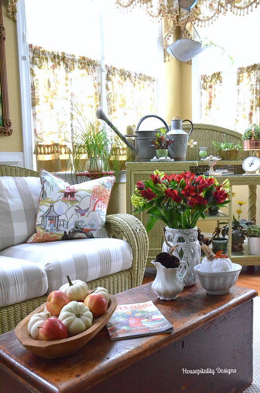 Sunroom - Housepitality Designs