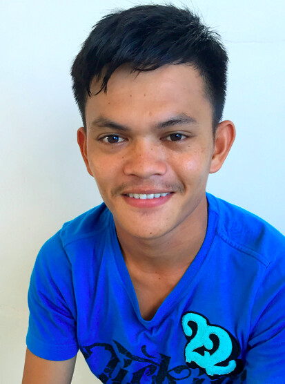 Local DSWD employee Gino V. Esmero