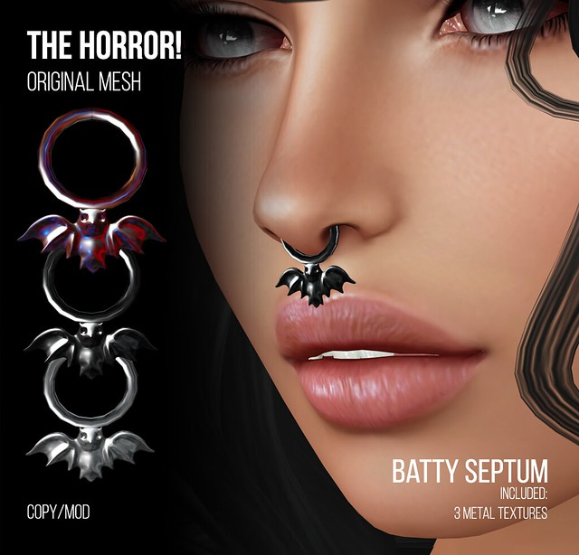 The Horror!~ Batty Septum @ The Seasons Story