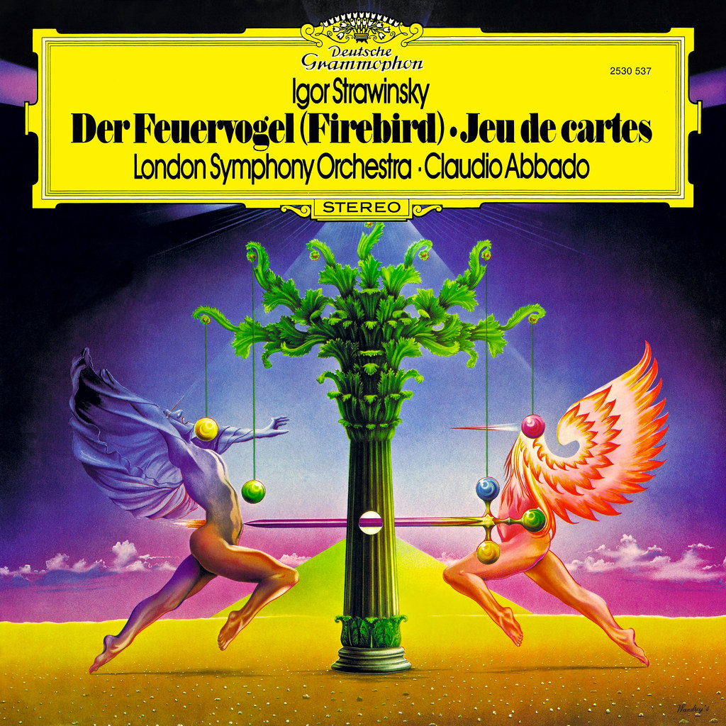Igor Stravinsky - The Firebird Gard Game