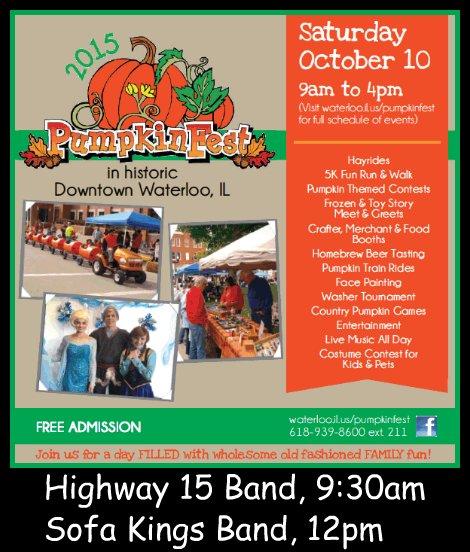 PumpkinFest 10-10-15