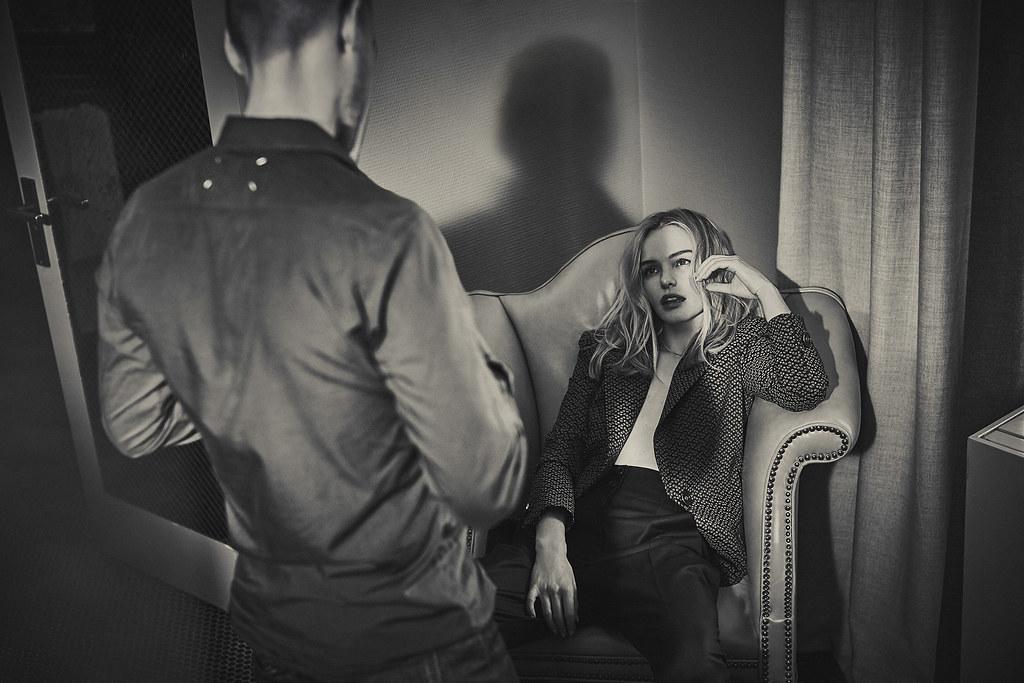 Кейт Босуорт — Фотосессия для «Vs» 2015 – 1