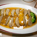Braised chicken with foie gras in Hua Diao wine (花雕鵝肝扣雞)