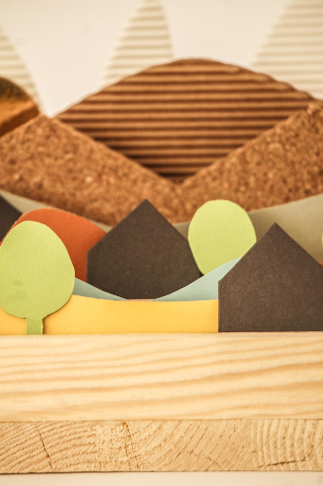 Zrób sobie krajobraz- czyli DIY zabawka dla dziecka