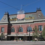 Salt Lake City Union Pacific Depot