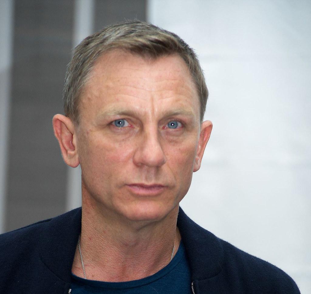 Дэниел Крэйг — Пресс-конференция «007: СПЕКТР» 2015 – 8