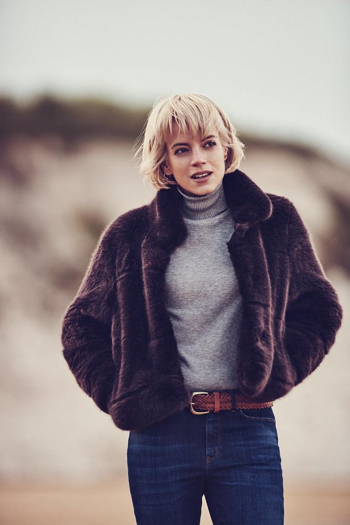 Лили Аллен — Фотосессия для «Vero Moda» Осень 2015 – 7