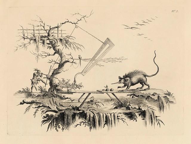 003-Raccolta delle cose più notabili veduta…1766-67- Filippo Morghen- Yale University Art Gallery