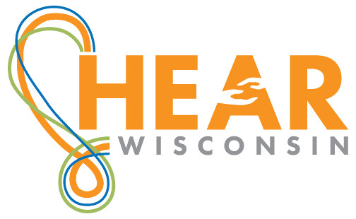 HEAR Wisconsin Logo