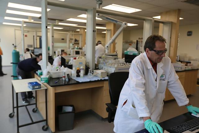 Hawthorne Lab Opening
