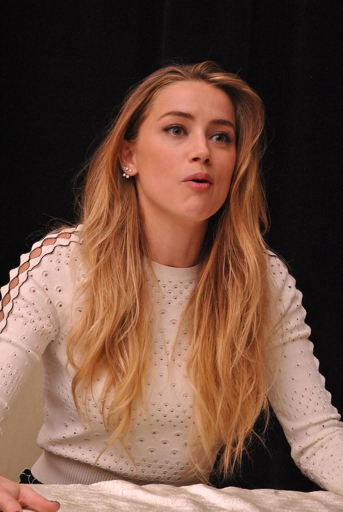 Эмбер Хёрд — Пресс-конференция «Девушка из Дании» на «TIFF» 2015 – 63