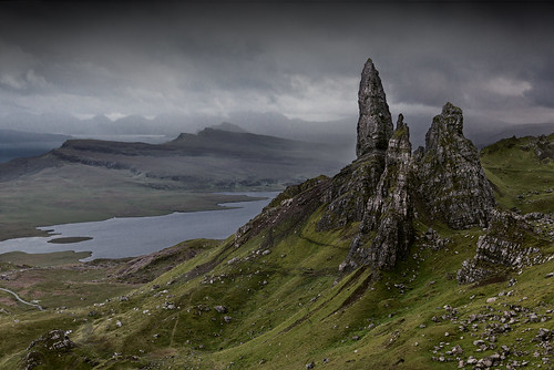 The Stacks of Storr