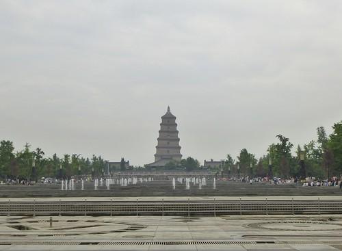 CH-Xian-Pagode de l'Oie (1)