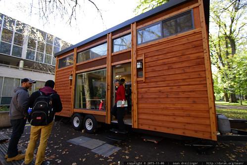 Tiny House Summit at PSU    MG 5475