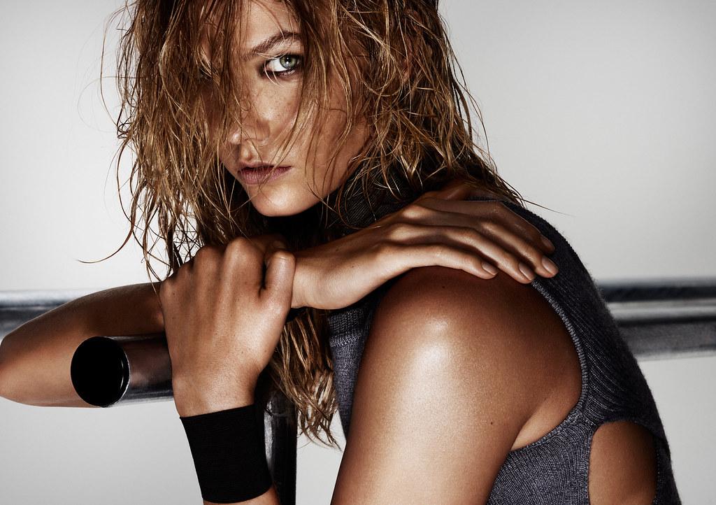 Карли Клосс — Фотосессия для «Vogue» CH 2015 – 1