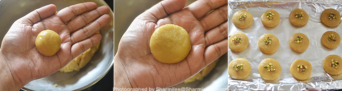 How to make Nankhatai Recipe - Step5