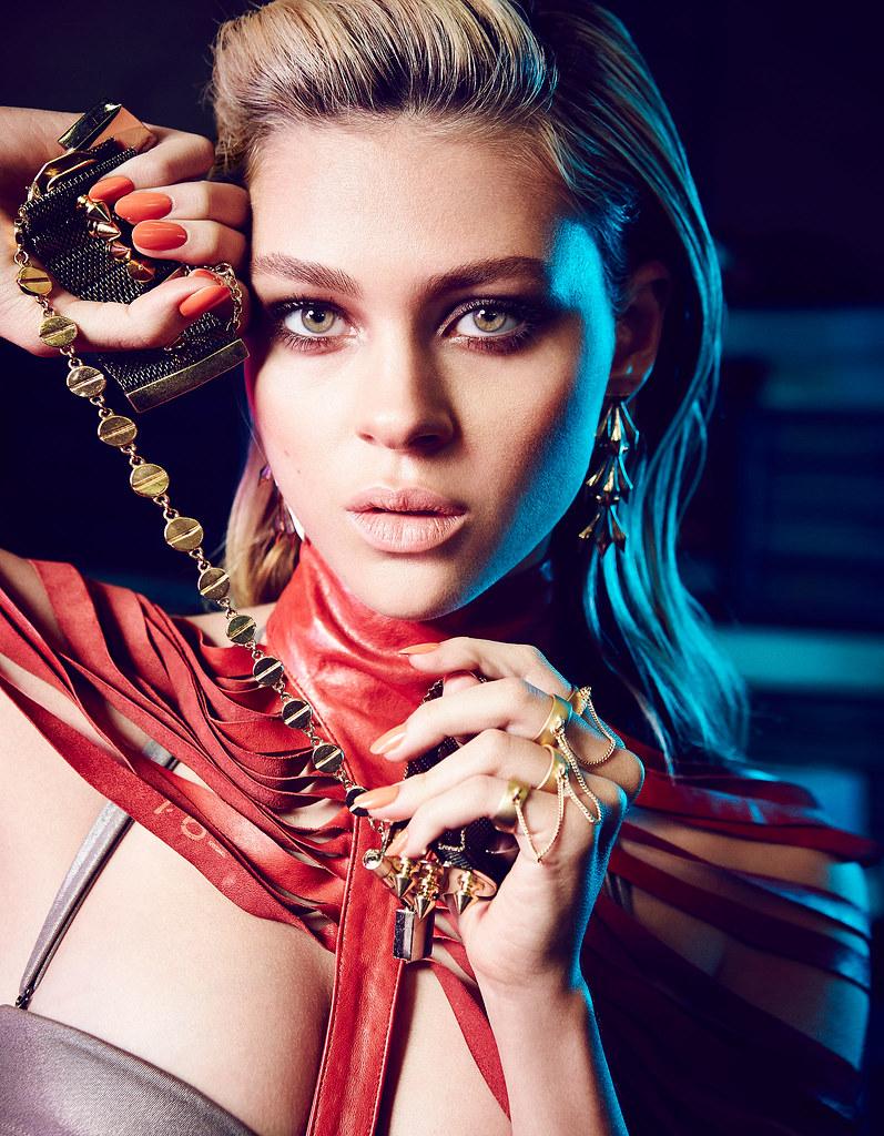 Никола Пельтц — Фотосессия для «Harper's Bazaar» CH 2014 – 7