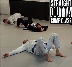 Straight Out of Comp Class - Factory BJJ