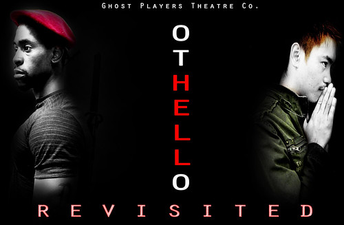 OTHELLO REVISITED POSTER