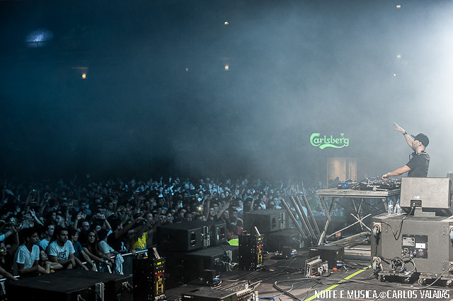 Diego Miranda - Carlsberg Where's the Party '15