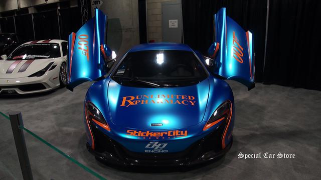 McLaren by Sticker City