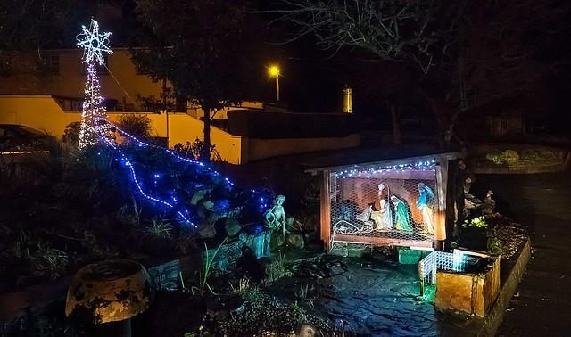 Station Road Nativity Crib 2015