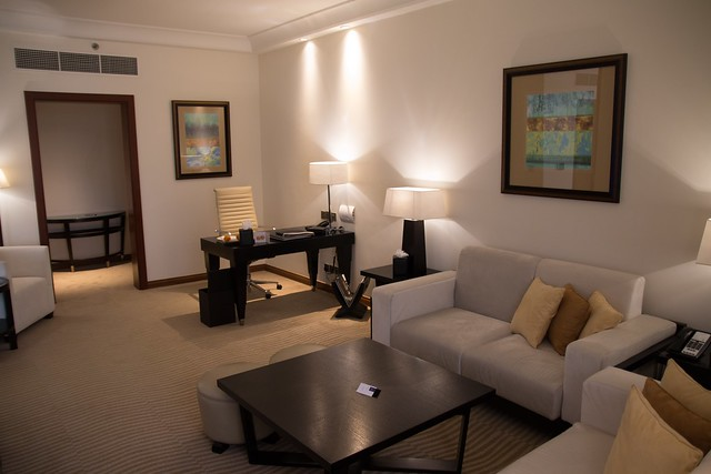 Premier Suite - Grosvenor House Dubai