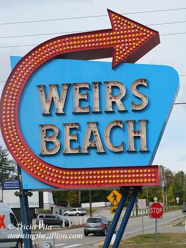 Weirs Beach New Hampshire
