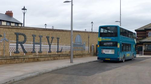 Rhyl Bus Station 1