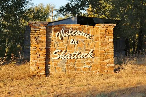 0U1A5604 Welcome to Shattuck OK (US-283 S)