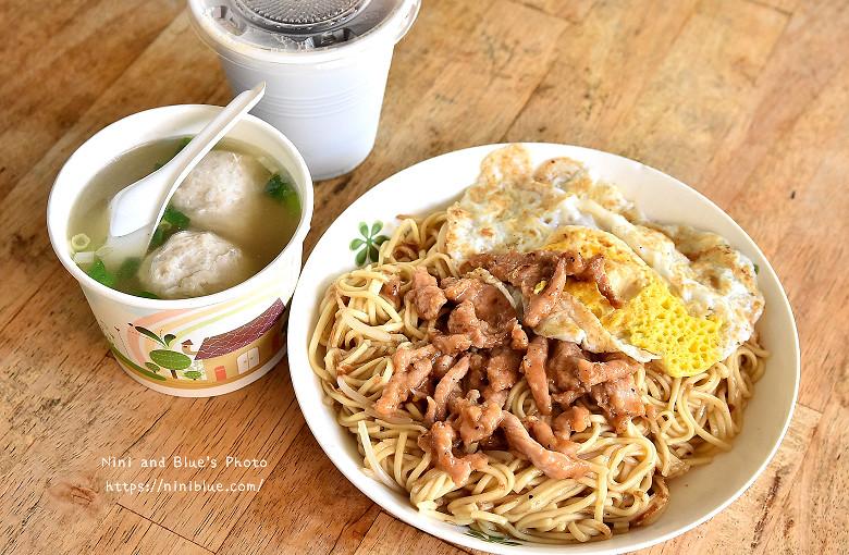 寧夏路炒麵早餐車01