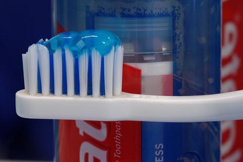 Brushing Teeth, My daily routine.