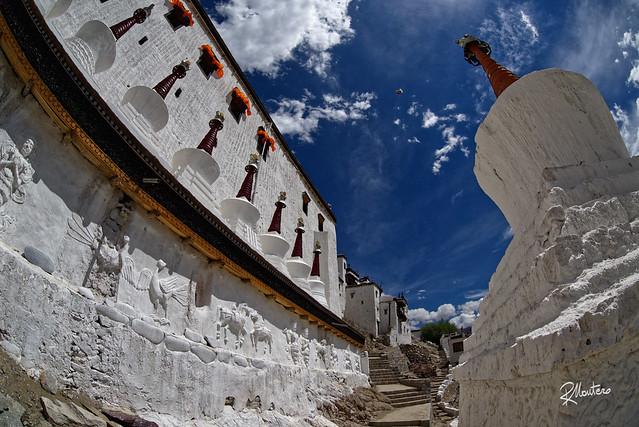 Stupa Fisheye