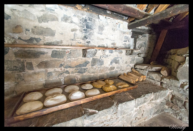 Panes en Museo Lo Furno
