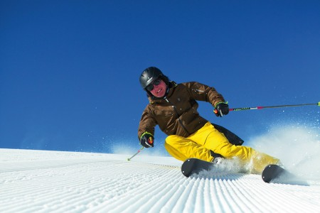 Jeden den lyžaře obecného: návod, jak se na svahu (ne)zničit