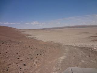Salar Grande, Chile