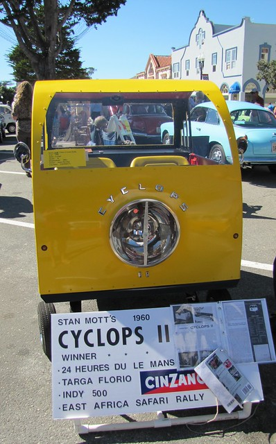 Cyclops II at the Little Car Show 2015
