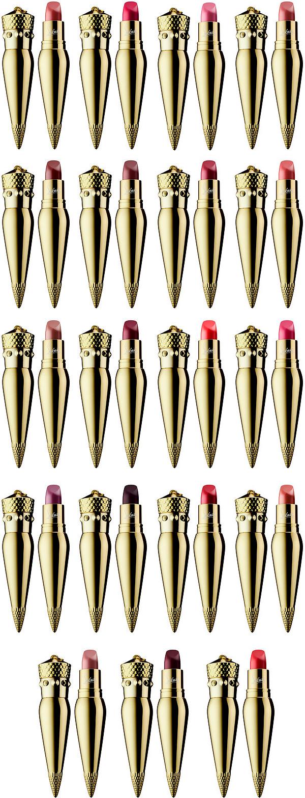 Christian Louboutin Silky Satin Lip Colour Review Swatches