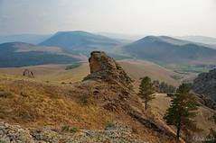 Suvinskaya Saxonia. Buryatia. Russia