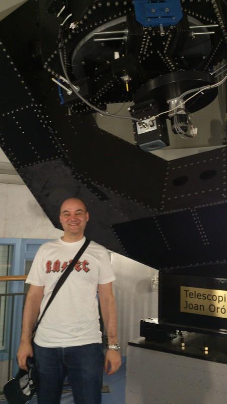 Telescopio Joan Oró