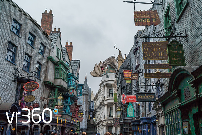 Diagon Alley Walking Tour | Universal Studios Orlando