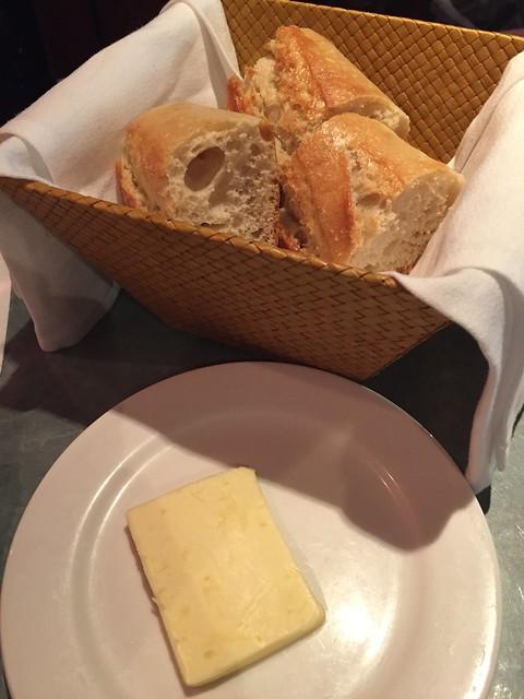 Baguette and butter - Maximilien
