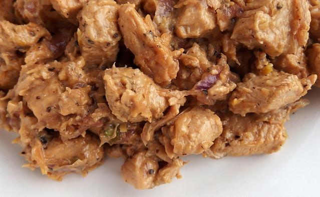 Peperkip uit Sri Lanka Food