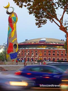 Parc de Joan Miró Barcelona